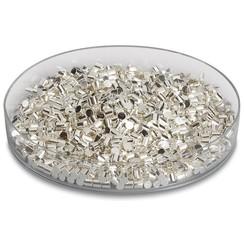 Silber Pellets ≥99,99 %, 3x3 mm