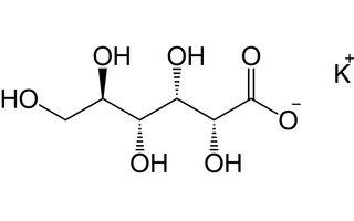 Gluconato de potasio