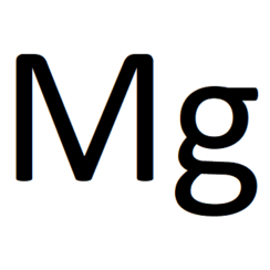 Magnesium filings ≥99,9 %