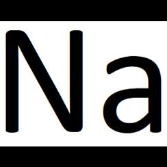 Sodium ≥99 %, rods, in paraffin oil