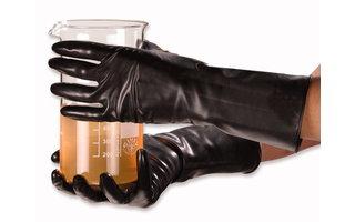 Guantes de alta resistencia química