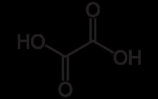 Oxalsäure