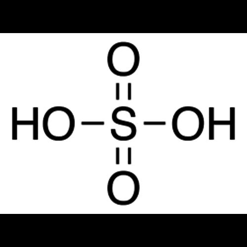Ácido sulfúrico 96% tech