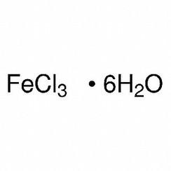 Cloruro de hierro (III) hexahidratado ≥98%, extra puro