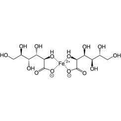 Gluconato de hierro (II) dihidrato ≥97%, p.a.
