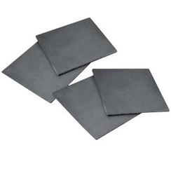 Silikonplatte 12,5 mm dick 99,999%