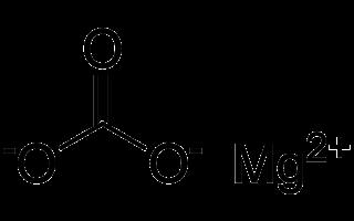 Magnesiumcarbonaat