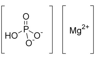 Magnesium hydrogen phosphate