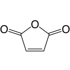 Anhídrido maleico ≥99,5%, para síntesis
