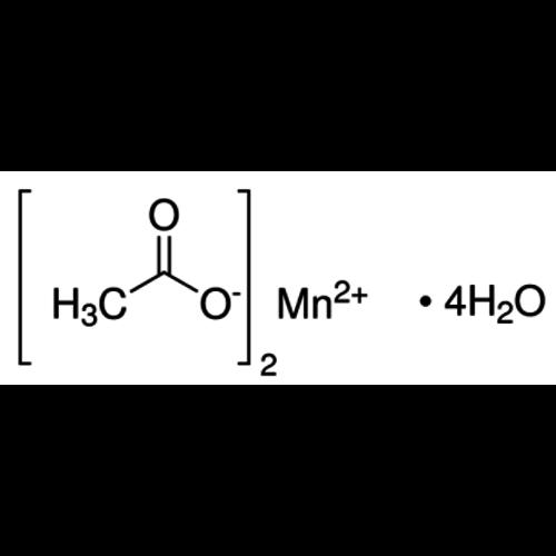 Acetato de manganeso (II) tetrahidratado ≥99%, puro