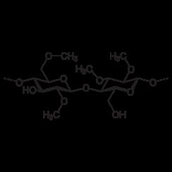 Methylcellulose powdered