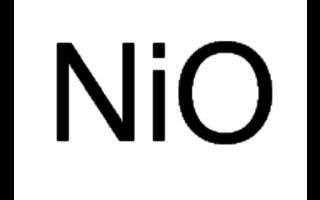 Óxido de níquel (II)