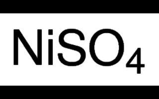 Sulfato de níquel (II)