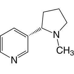 (-) - Nicotina ≥99%, para bioquímica