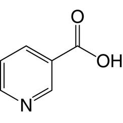 Nicotinezuur ≥99,5 %, for biochemistry
