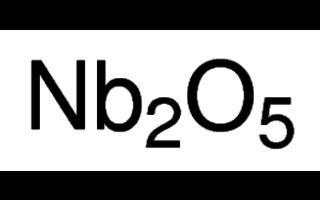 Niobium(V)oxide