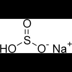 Solución de bisulfito de sodio ≥37%, en agua