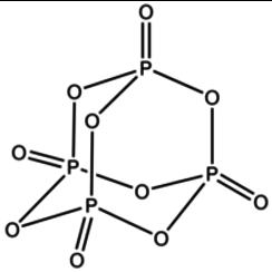 Pentóxido de fósforo ≥99%, en polvo