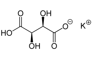 Potassium hydrogen tartrate