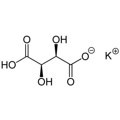 Kaliumwaterstoftartraat ≥99,5 %, extra pure