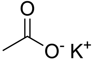 Potassium acetate