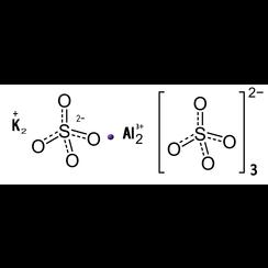 Kaliumaluminiumsulfat Dodecahydrat ≥99 %, Ph.Eur.
