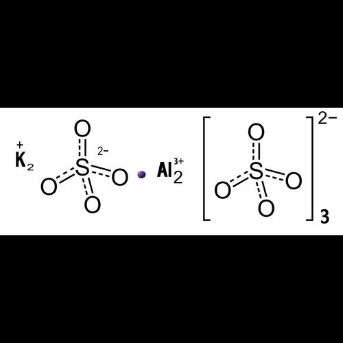 Kaliumaluminiumsulfaat Dodecahydraat ≥99 %, Ph.Eur.