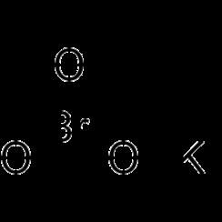 Bromato de potasio ≥99,8%, p.a., ACS, ISO