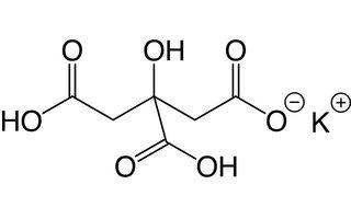 Kaliumcitraat