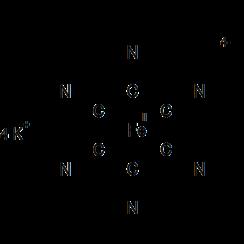 Hexacianoferrato de potasio (II) Trihidrato> 99% cryst.