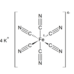 Kaliumhexacyanoferrat(II) Trihydrat >99 %, krist.