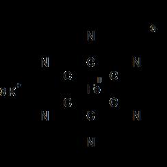 Hexacianoferrato de potasio (III) ≥99%