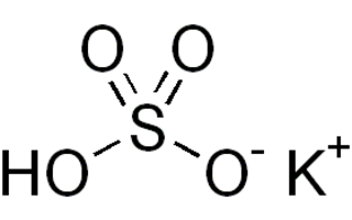 Potassium hydrogen sulphate