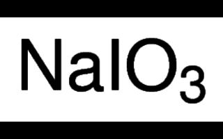 Natriumjodaat