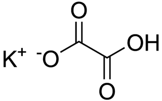 Kaliumoxalat