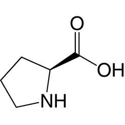 L-Prolin ≥98,5 %, Ph.Eur., für die Biochemie