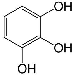 Pyrogallol ≥98 %, zur Synthese