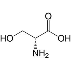 D-Serine ≥99 %, for biochemistry