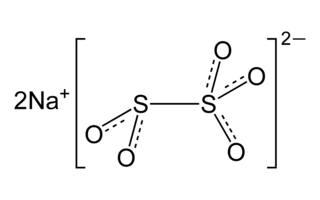 Natriumdisulfit