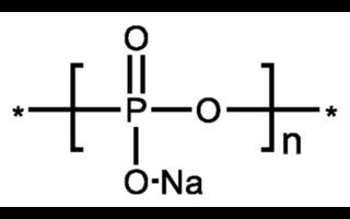 Metafosfato de sodio