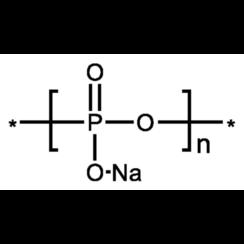 Natriummetafosfaat extra pure, acidic