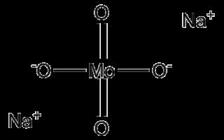 Natriummolybdat