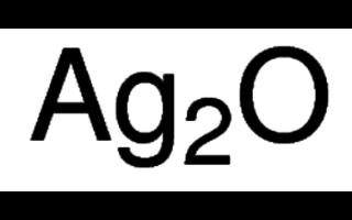 Óxido de plata