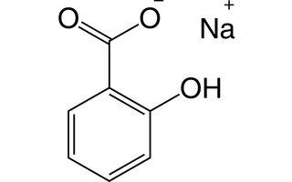 Salicilato de sodio