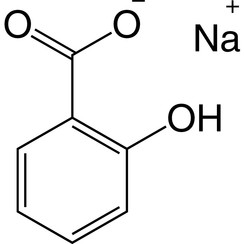 Salicilato de sodio ≥98%, extra puro
