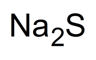 Sulfuro de sodio