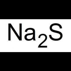Sulfuro de sodio hidratado 60%, en bandadas