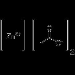Zinkacetat ≥95 %, rein, wasserfrei