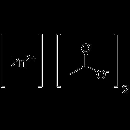 Acetato de zinc ≥95%, puro, anhidro