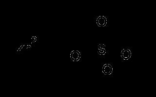 Sulfato de cinc